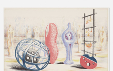 Henry Moore, Sculptural Objects