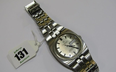 VINTAGE OMEGA CONSTELLATION AUTOMATIC WRIST WATCH, Omega Con...