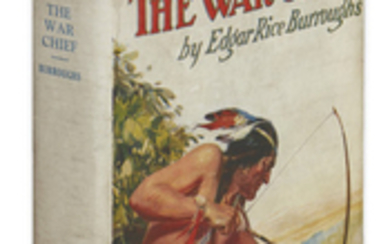 BURROUGHS, EDGAR RICE. The War Chief. Illustrated...