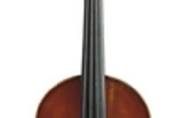 French Violin - For Olivier & Bisch, Paris, 1926, bearing the maker's signed label, also signed internally, branded CH OLIVIER & P BISCH/ PARIS, at upper back and lower rib, length of two-piece back 354 mm. Certificate: Jean-Jacques Rampal, Paris,...
