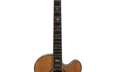 A RARE AMERICAN LIMITED EDITION ACOUSTIC GUITAR* BY GIBSON