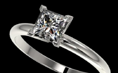 1 CTW Certified VS/SI Quality Princess Diamond