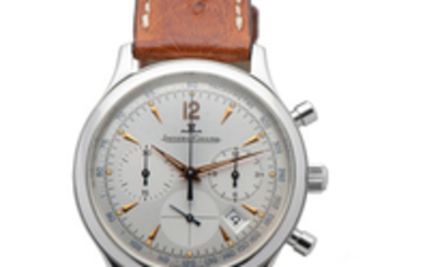 JAEGER-LECOULTRE, REF. 145.8.31, MASTER CONTROL, STEEL