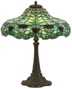 Duffner & Kimberly Thistle Table Lamp