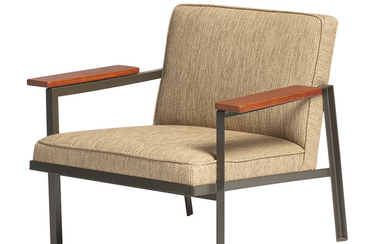 George Nelson - George Nelson: Lounge chair