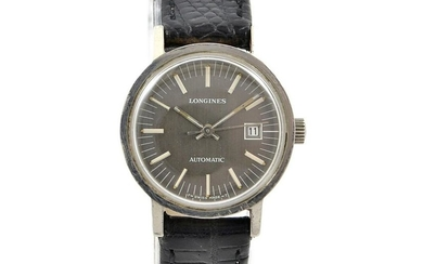 Longines Classic Stainless Steel Automatic Ladies Watch