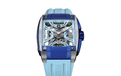 REBELLION RE-VOLT ONLY WATCH Technicality, lightness, and purity of design: the RE-volt refuses to compromise.,