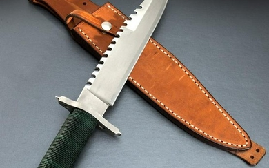 Jimmy Lile First Blood #16 knife.