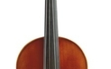 Modern Violin - Ascribed to Fausto Casiraghi, Treiso, 1999, bearing a signed label, length of one-piece back 358 mm. Certificate: Excelsior & Fratelli LT, New York, February 8, 1999.