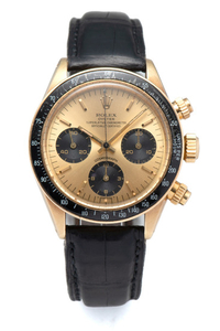 ROLEX, REF. 6263, DAYTONA, 14K YELLOW GOLD