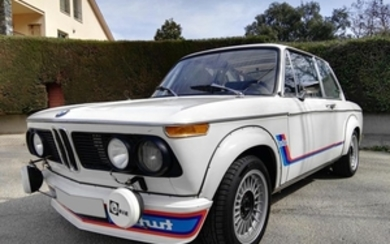 BMW - 1602 turbo look - 1975