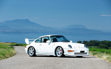 1995 Porsche 993 Carrera RS Clubsport Coupé