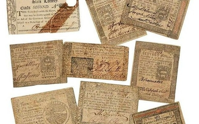 Colonial Paper Money