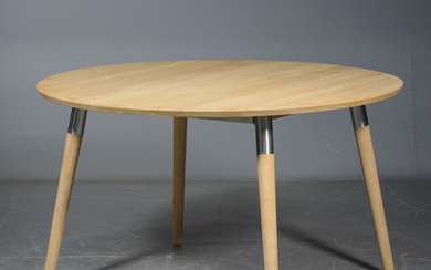 Haslev Furniture, Sleipner dining table in oak