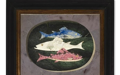 Richard Blow, Untitled (Three fish)