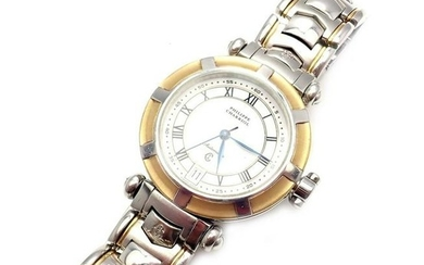 Philippe Charriol 18k Yellow Gold Stainless Steel