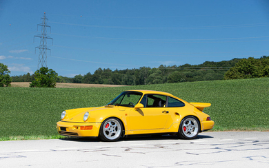 1993 Porsche 911 Type 964 Turbo S 'Leichtbau' Coupé