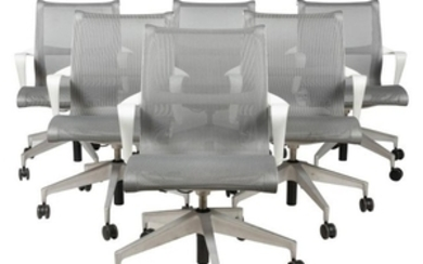 Herman Miller - Office Chairs - Six