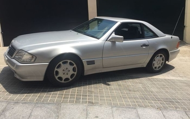 Mercedes-Benz - 500 SL (R129) - 1993