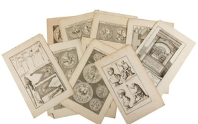Antique Book Plates- Fourteen