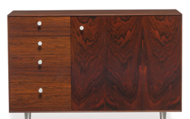 George Nelson - George Nelson: Thin Edge cabinet