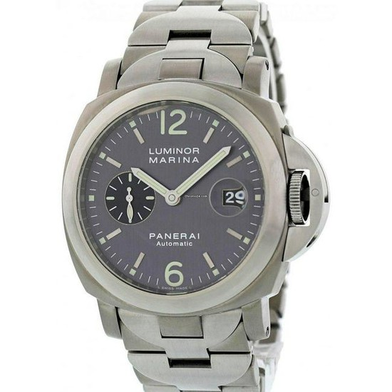 Panerai Luminor Marina PAM 91 Titanium Automatic Mens