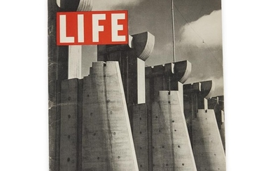 [Bourke-White, Margaret] First Issue of Life Magazine Time Inc.,...
