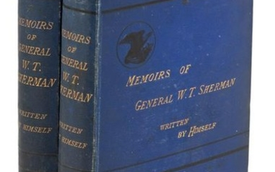 Memoirs of General W.T. Sherman,