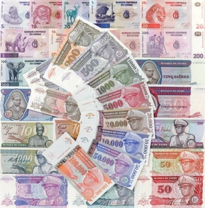 World Collection of 12 Banknotes All Uncirculated REDUCED Lot 19