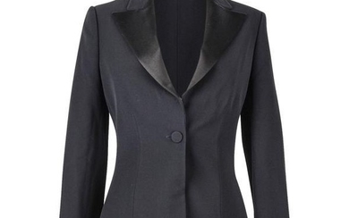 Christian Dior Jacket Classic Tuxedo Black fits 6 to 8