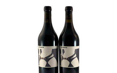 Sine Qua Non Syrah 2010, Five Shooter (2)