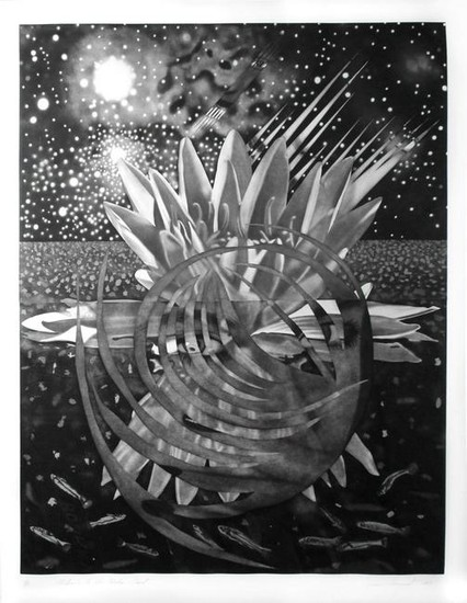 James Rosenquist - Welcome to the Water Planet