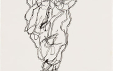 Jean Dubuffet, Personnage (P. 14)