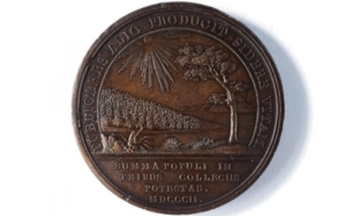 MEDAL OF THE CONSTITUTION OF THE CISALPINE REPUBLIC