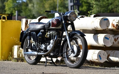 1955 Matchless G80 500cm3 No reserve