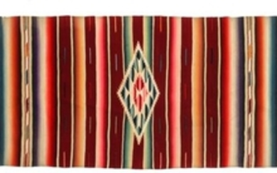 Contemporary Navajo Weaving