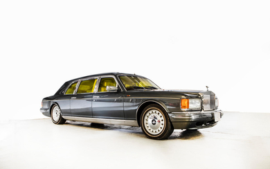 1998 Rolls-Royce Silver Spur Armoured Touring Limousine