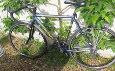 A gents Paul Milnes racing cycle in good condition
