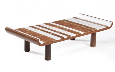 Roger Capron (1922-2006), a tile top coffee table