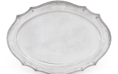 A George IV Silver Serving Tray