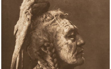 Edward Sheriff Curtis (1868-1952), The North American Indian, Portfolio 4 (Complete with 36 works) (1905-1908)
