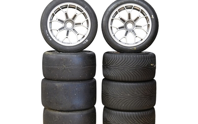 Ferrari 458 GT3 Wheels and Tyres