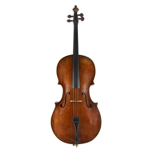 A Fine and Interesting Italian Cello, Possibly by Gaetano...