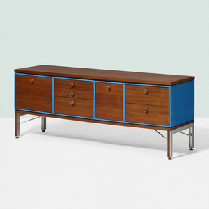 Charles and Ray Eames, cabinet from the IBM Pavilion