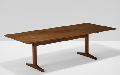 George Nakashima, Trestle dining table