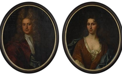 British School Portraits, A Pair