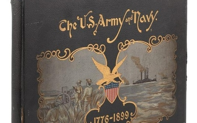 The United States Army and Navy, 1899