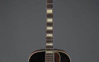 AMERICAN ACOUSTIC SUNBURST GUITAR* BY GIBSON