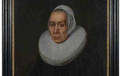 Dutch School Portrait