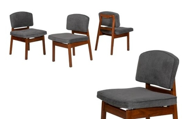 Jens Risom - Dining Chairs - 4